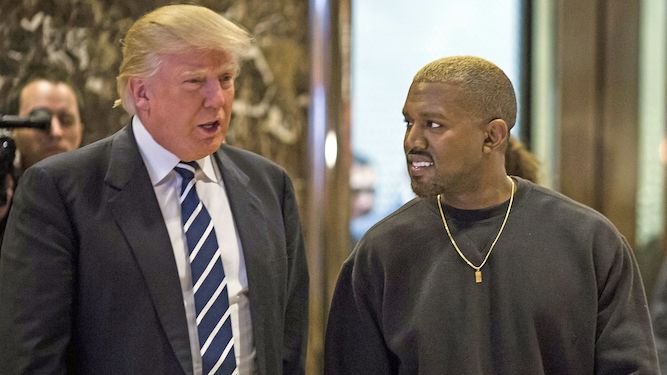 President Trump or President Kanye: which would be the absolute f**king worst?
