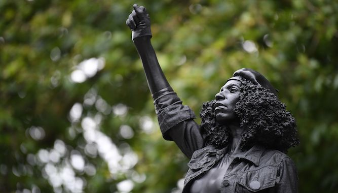 How to pretend to be outraged about the new Bristol statue in a non-racist way