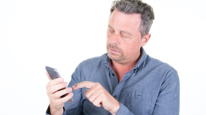 'OK' and four other text replies from dads