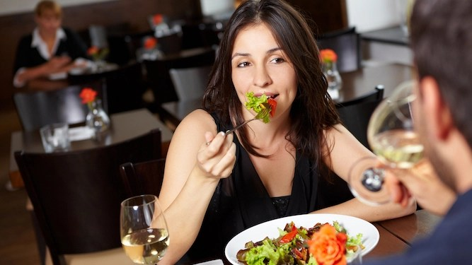 Vegetarian 'honestly' doesn't mind if you eat meat in front of them, you awful prick