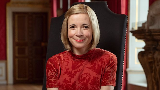 How to cope with being in love with Lucy Worsley