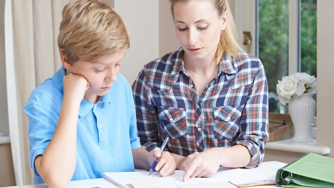 Shopping in Asda: Five terrible things that may happen if you don't get your child a private tutor
