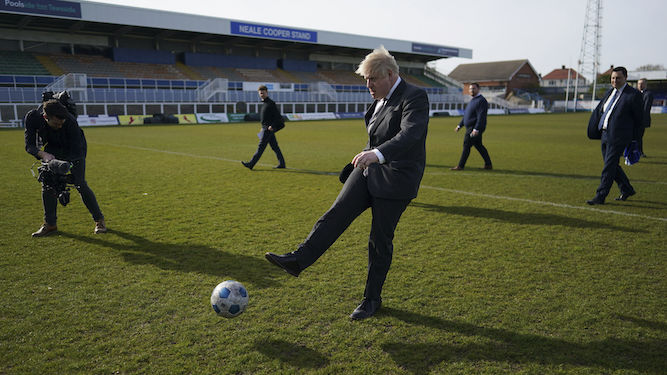 Boris Johnson's guide to Hartleypool