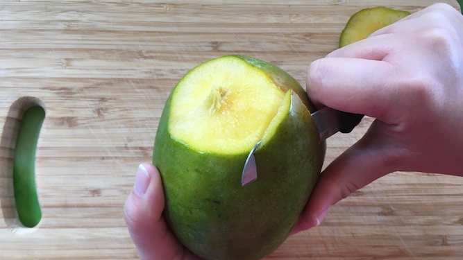 Mangoes and other foods not worth the f**king effort