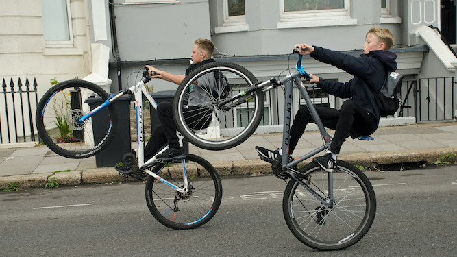 Wheelies and four other childhood skills that are useless as an adult