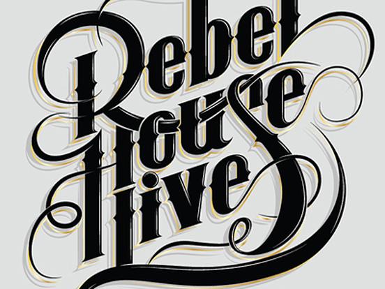 Rebel House Live Fonts Inspirations The Design Inspiration
