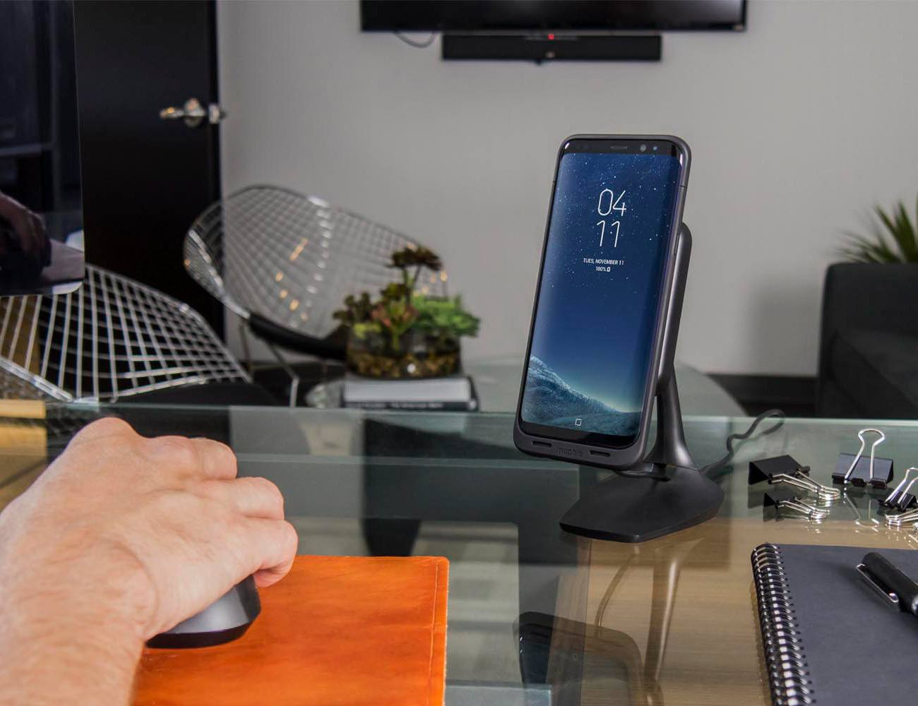 mophie Galaxy S8 juice pack