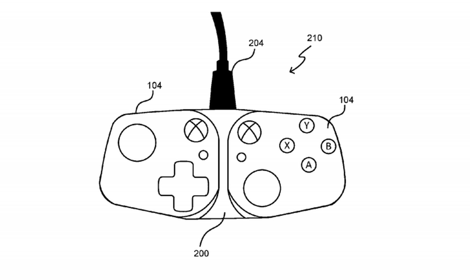 Microsoft Has Filed A Patent For A New Xbox Controller