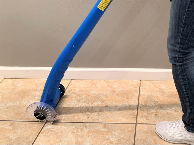 electric grout cleaning machine the grommet