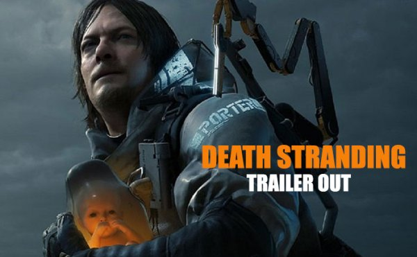 PlayStation Japan drops fresh Japanese Death Stranding trailer