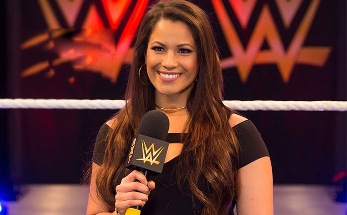 AEW News: Former WWE Announcer Dasha Fuentes Joins AEW