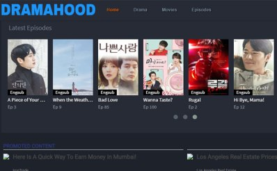 Websites to Watch Korean Drama for free