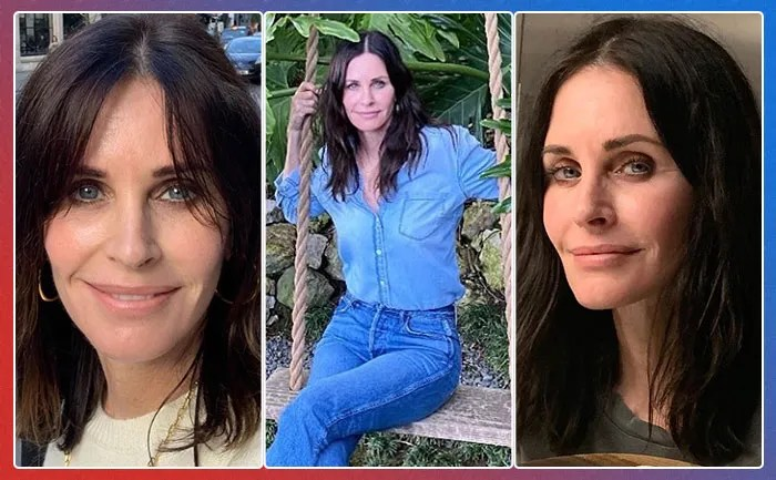 Courteney Cox Is Ramping Up Her Instagram Game With THESE Pics 1
