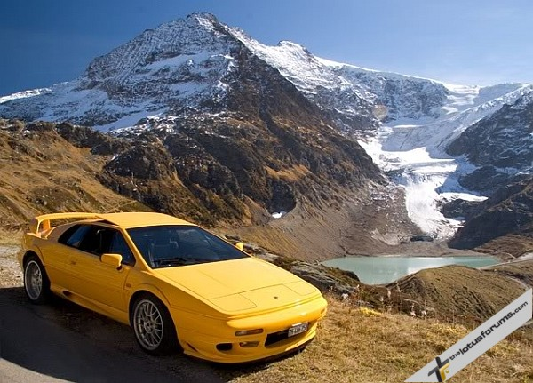 Blog 8 Years With A Lotus Esprit V8