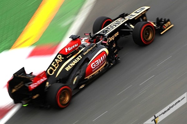 2013 Canadian Grand Prix - Friday