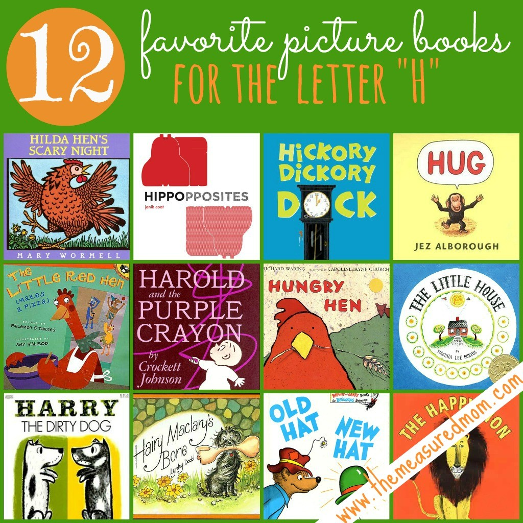 12 Books To Read For The Letter H