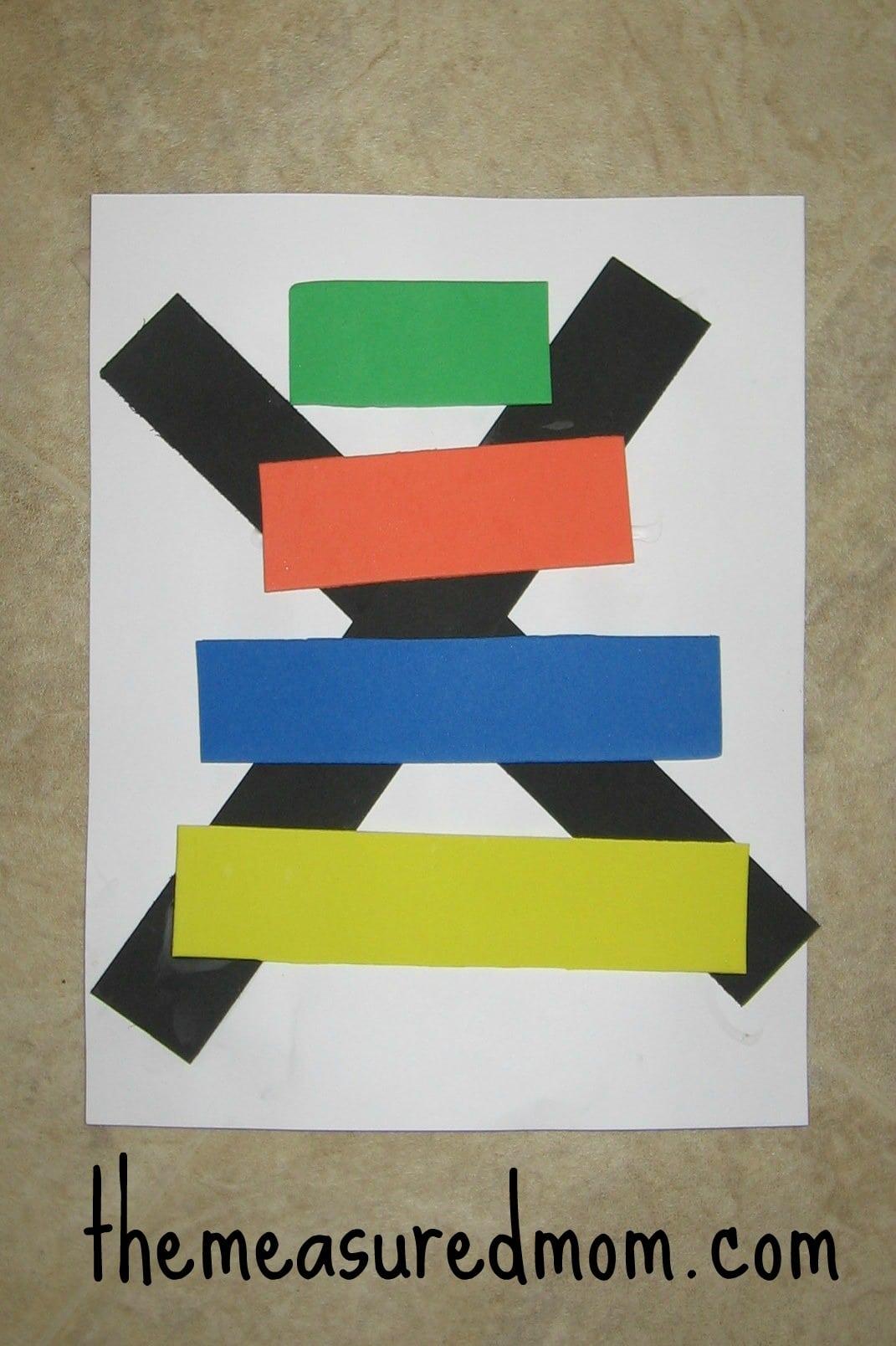5 Letter X Crafts