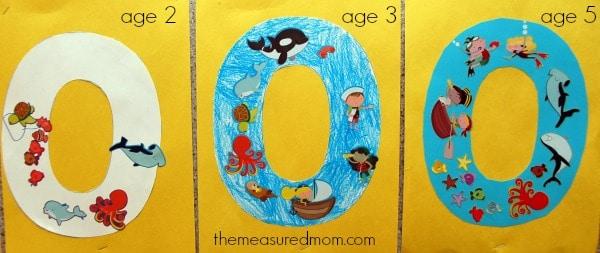 Letter O Crafts For Preschool