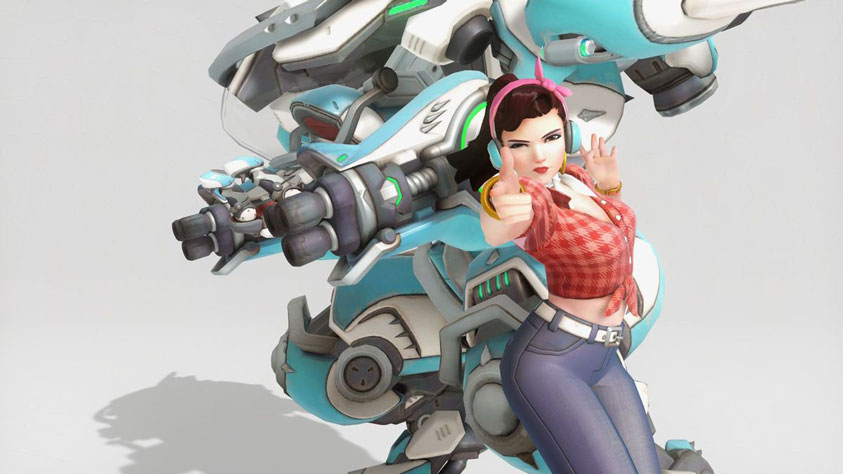 Overwatch Double XP Weekend Ends Anniversary Event The