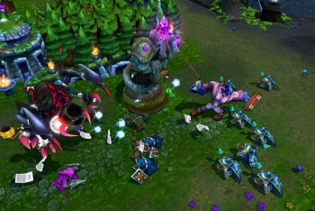 League of Legends Hitting Mac Soon   The Escapist Associate Producer Steve Mieczkowski is looking for player feedback on  League of Legends  Mac client
