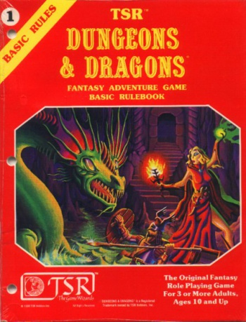 moldvay basic dungeons and dragons