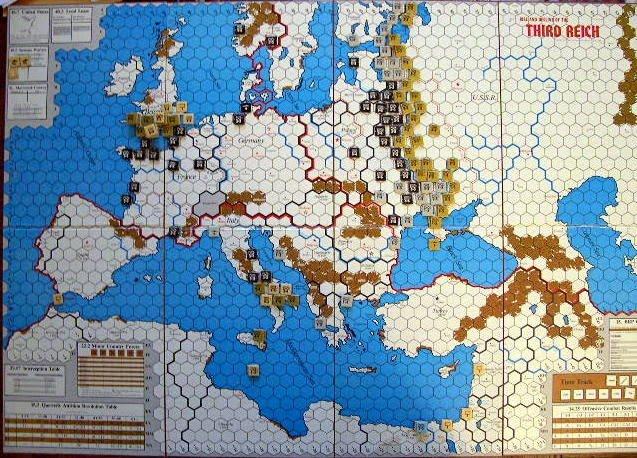 Third Reich board game