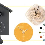 24 Cool Wall Clocks 1 For Each Hour Of The Day The Mom Edit