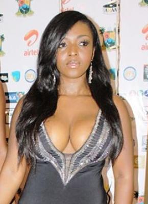 I got my big boobs from my mum', Yvonne Okoro