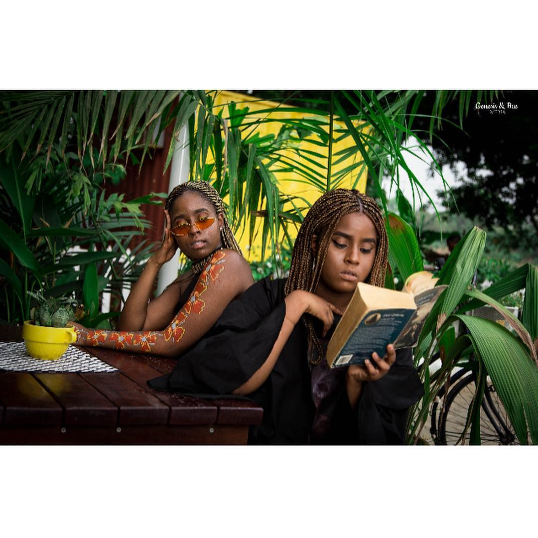 Why Nigerians Are Falling In Love With Eugenia Abus Twin Daughters, Oiza And Meyi