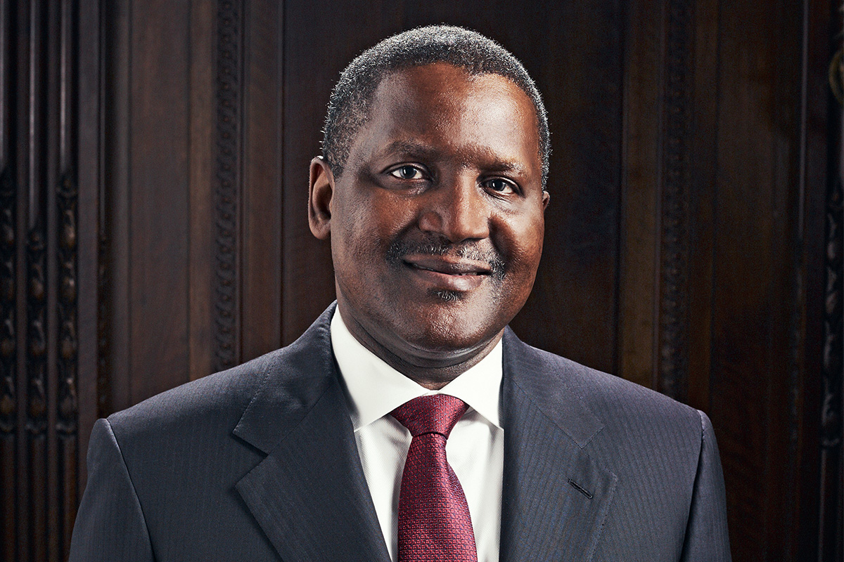 How Aliko Dangote Became Africas Richest Man For The 9th Consecutive Time