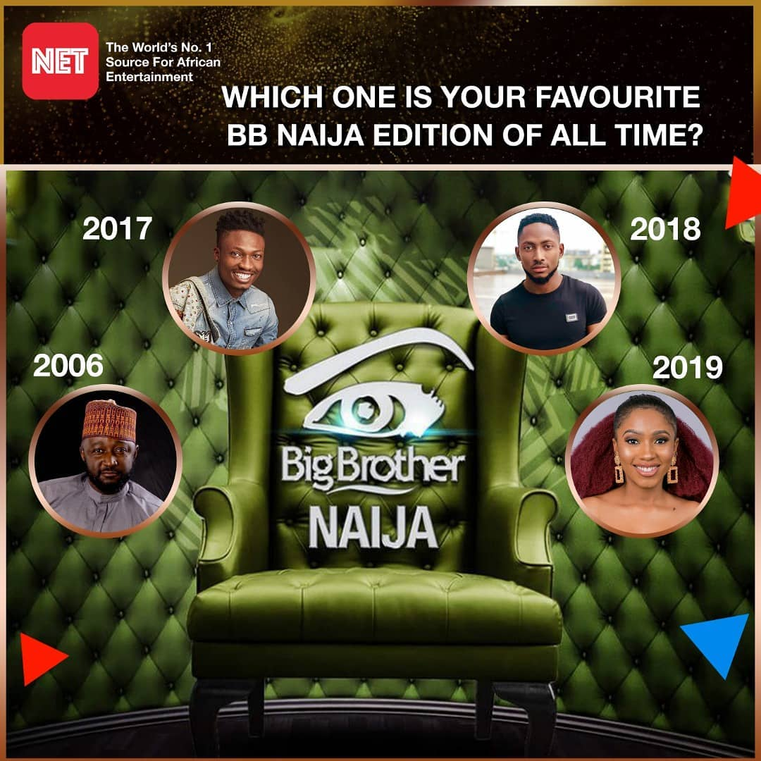 Nigerians say 'Double Wahala' Is The Best Edition of Big Brother Naija Ever