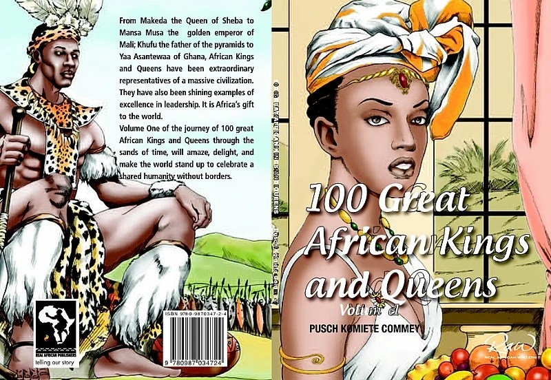 Queens Kings And Africa Great