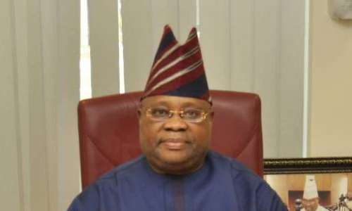 Image result for Senator Adeleke