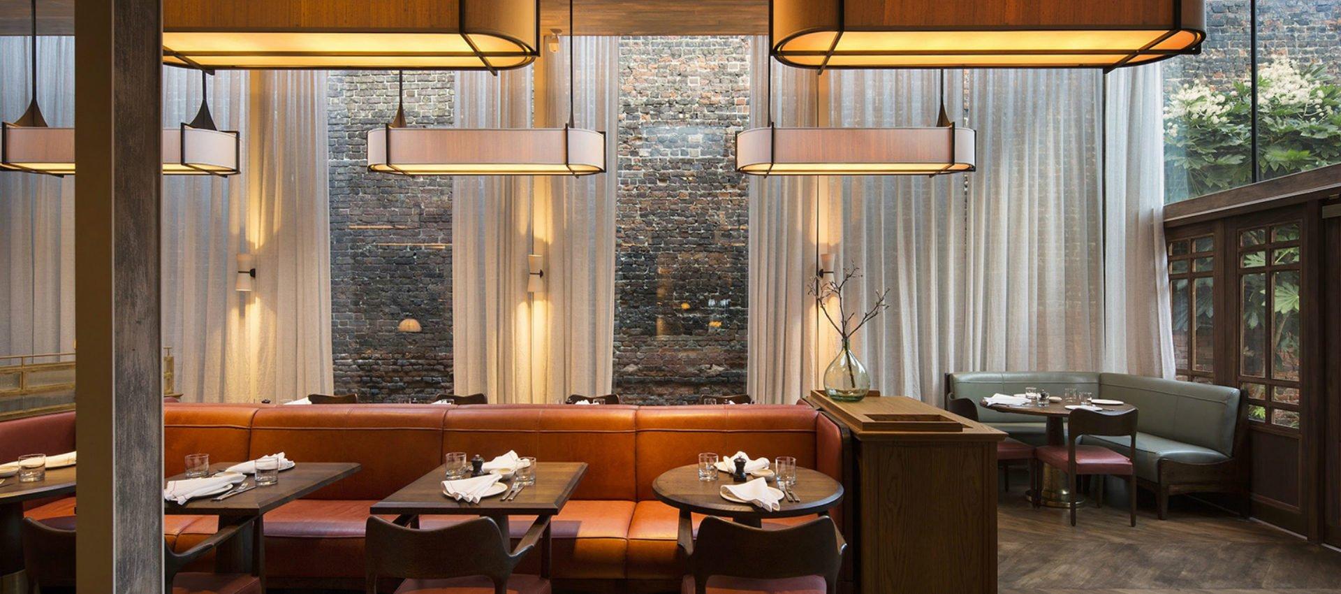 Luca Italian Cuisine With A British Twist In Clerkenwell