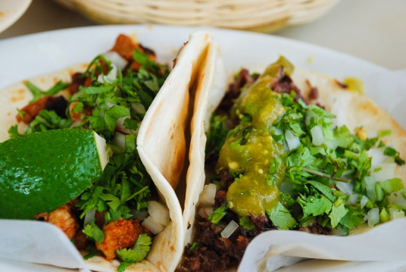 Austinites love tacos so much, they even figured out a way to eat them for breakfast. Photo courtesy of Shutterstock.