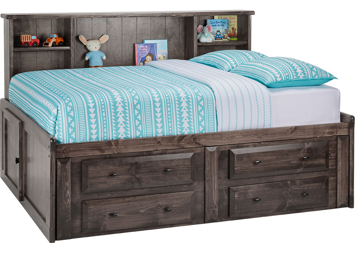 full size beds for girls boys guests