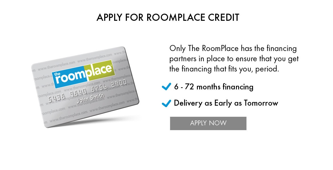 Financing The Roomplace