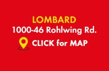 Lombard Store Location