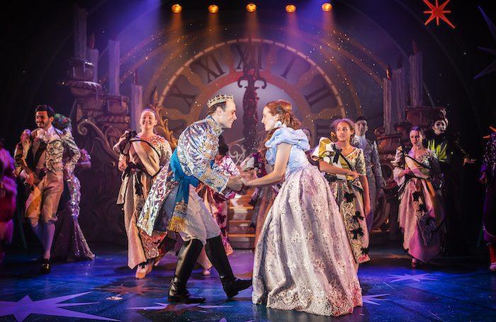Cinderella review at Mercury Theatre, Colchester