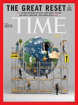 Ótima redefinição da revista TIME