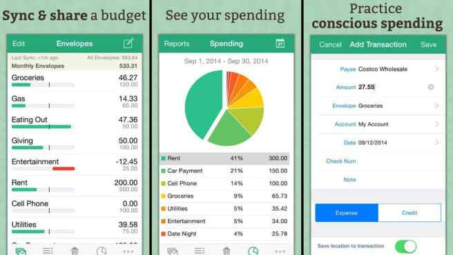The best budget planning apps