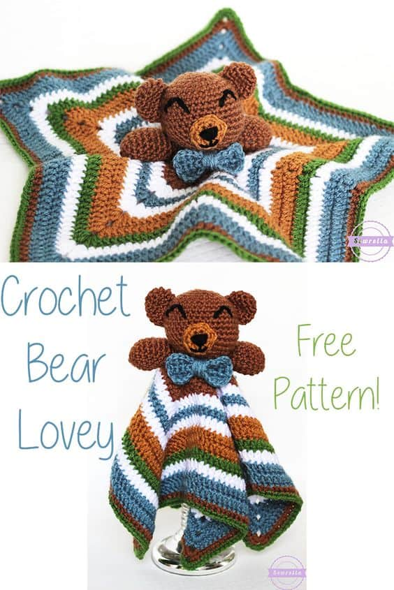 Free Crochet Pattern Owl Pillow