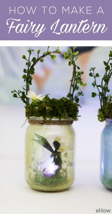 Fairy Jar Lanterns Are Super Easy To Make The WHOot
