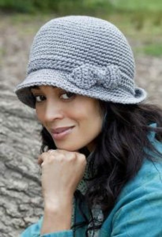 Kate Middleton Häkeln Cloche Hut Free Pattern