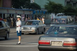 Pyongyang, North Korea Credit: stephan / Flickr via Foriegn Policy in Focus
