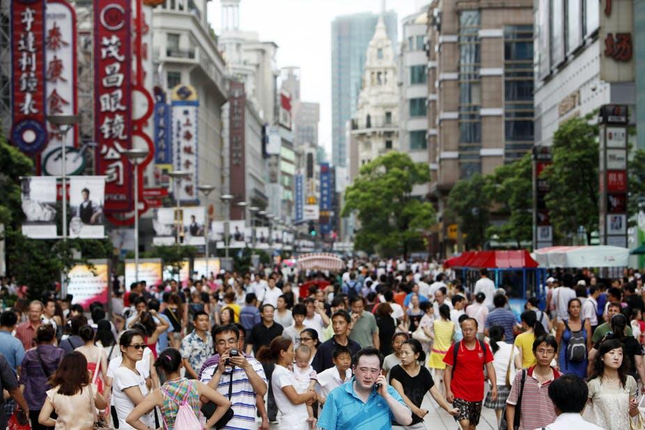 Make sure you're a good citizen. Credit: Qilai Shen/EPA/Conversation