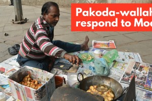 Watch: Pakoda-wallahs respond to Modi's statement on employment