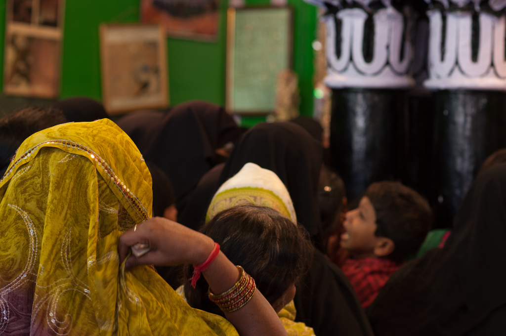 Women wanting khula are harassed by clerics and others around them to the extent that most give up on the idea. Credit: Saurabh Chatterjee/Flickr CC BY-NC-ND 2.0