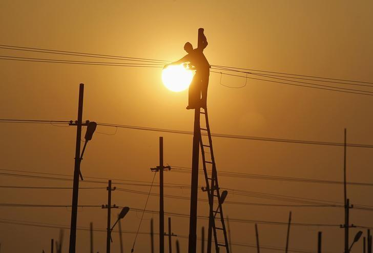The BJP government has promised electricity for all by 2022 under the Saubhagya scheme. Credit: Reuters