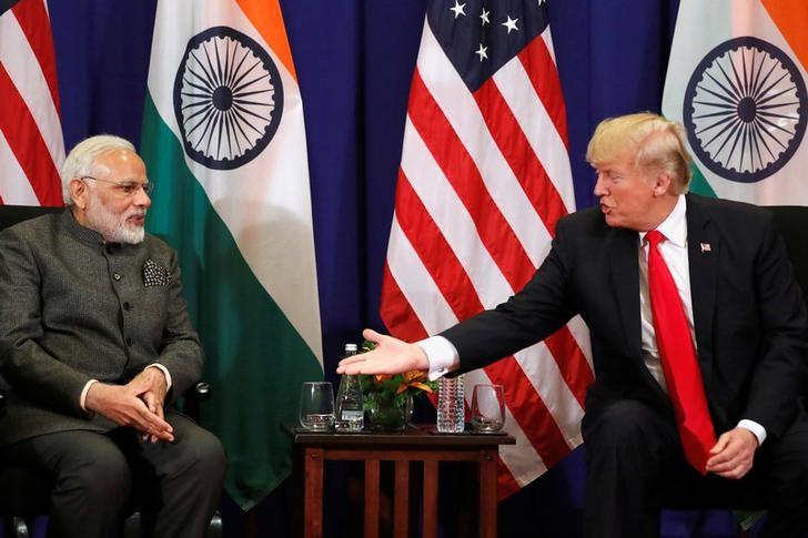 US President and Indian PM discuss Maldivian issue in a phone call